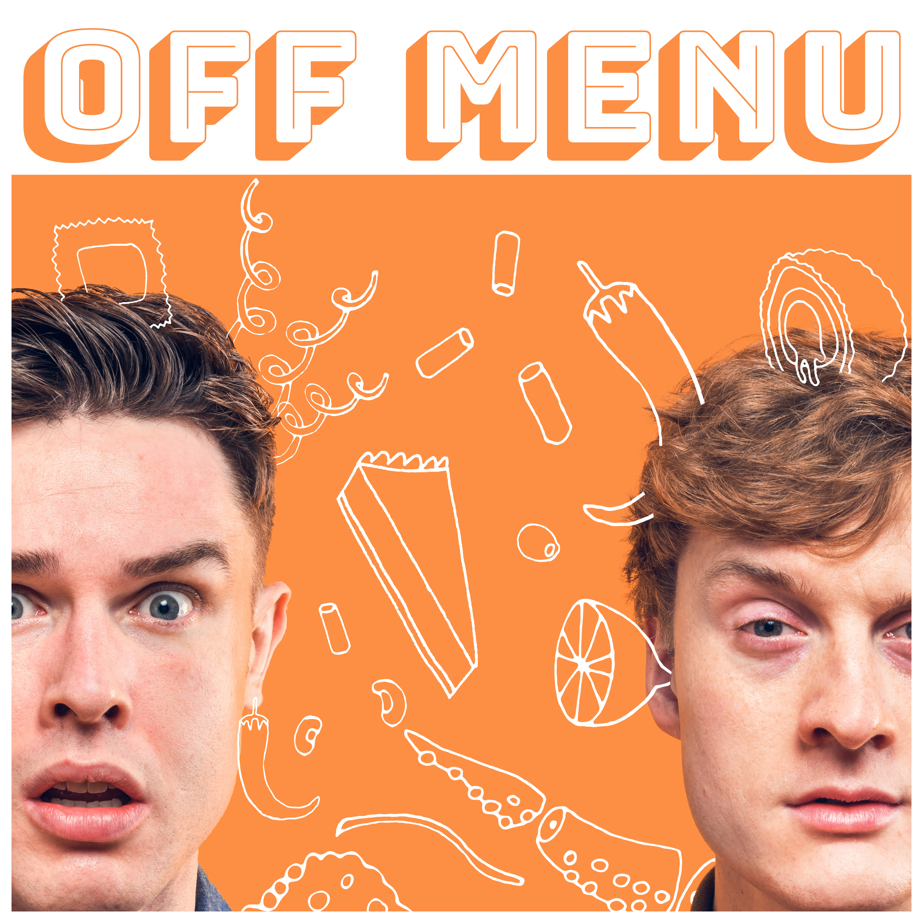 Image result for off menu podcast