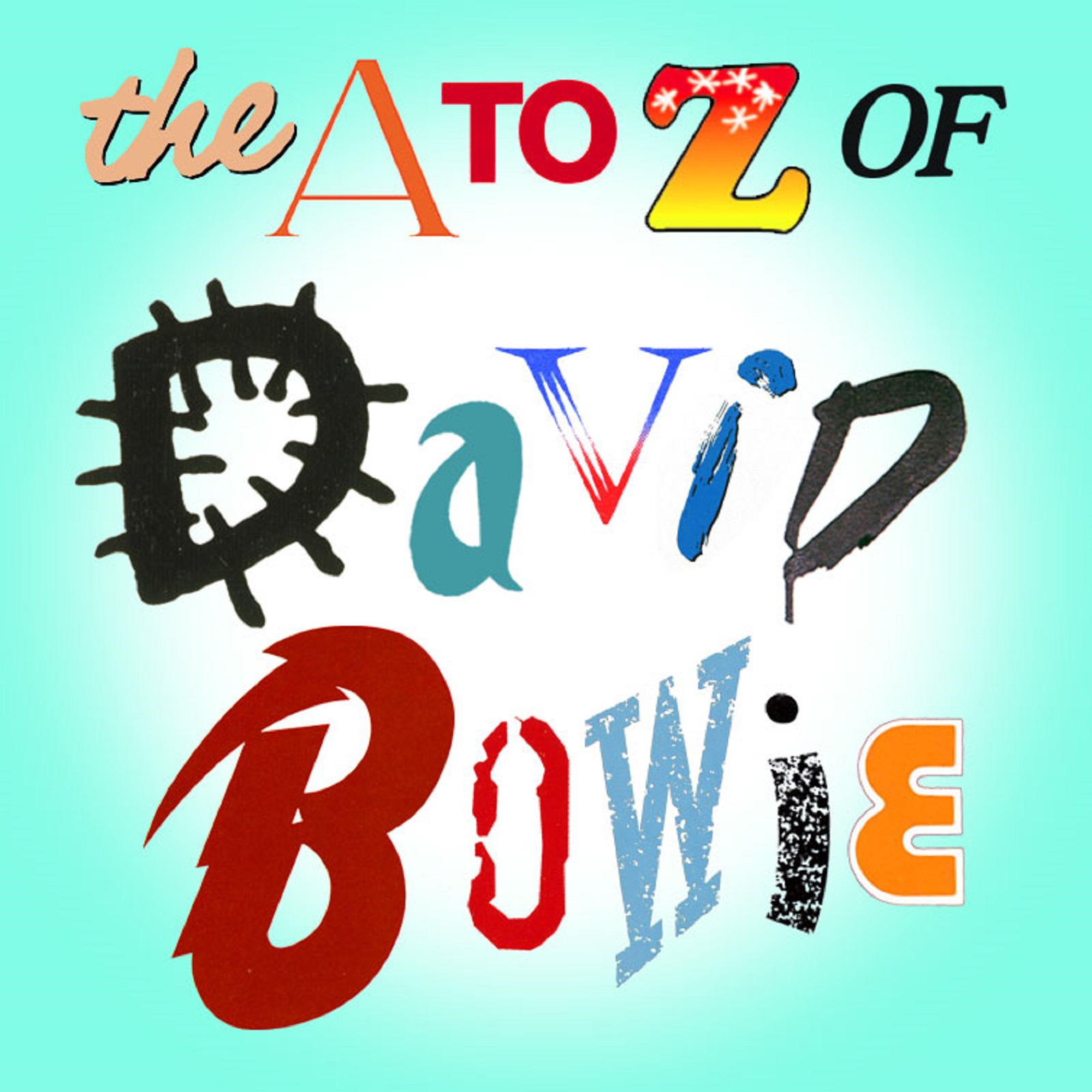 Image result for a-z of david bowie